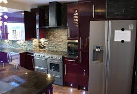 purple kitchen ideas purple color kitchen designs purple kitchen design purple