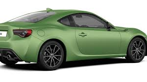 toyota offers toyota offers matte wrap for c hr gt86 in europe 7 images