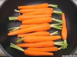 cuisiner les carottes nouvelles glacées façon joël robuchon
