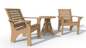 Patio Plastic Chairs by Eco Patio Recycled Plastic Chairs U2013 Second Rain U2013 Integrated