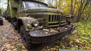 vw schwimmwagen found in forest excellent pictures of abandoned russian military vehicles found in