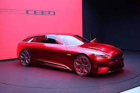 kia supercar frankfurt motor show 2017 our star cars autocar