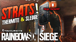 best attacking combo rainbow six siege youtube