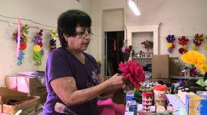 Home Klrn Klrn Fiesta Minute Flower Making Youtube