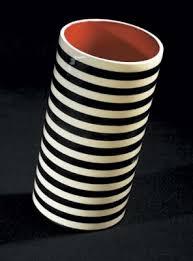 Striped Vase Electric Heels U0026 Tabletop U2014 Biello Martin