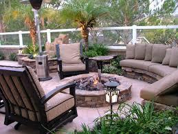 Backyard Living Room Ideas Best Backyard Design Ideas With Fire Pit Images Interior Design