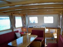 motorsailer converted fishing boat for sale trade boats