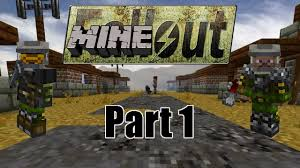Fallout Maps by Minecraft Fallout Adventure Map Part 1 Youtube