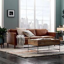 10 beautiful brown leather sofas minimal living wood flooring