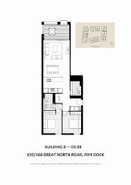 D3 Js Floor Plan 150 186 Great North Road Five Dock Nsw 2046 Sold