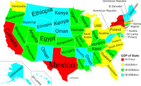 United States On Map by California On Map Of World You Can See A Map Of Many Places On