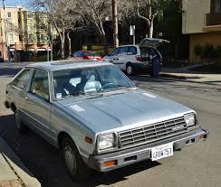 nissan datsun hatchback curbside classics 1979 u2013 1982 datsun 310 nissan pulsar n10