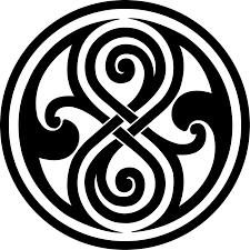 seal of rassilon vector stock by samanthamuscaria deviantart com