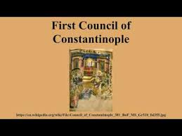 Council Of Constantinople 553 Wn Second Council Of Constantinople