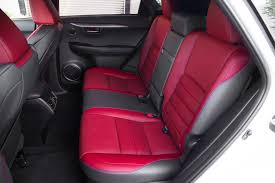 lexus nx black red interior fastest lexus part 42