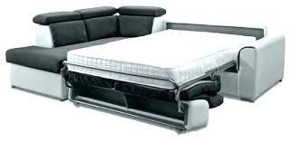 canape lit convertible couchage quotidien canape lit confort luxe