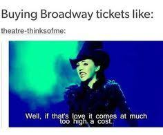 Wicked The Musical Memes - image result for rent musical memes musical funnies pinterest