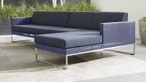 sunbrella sectional sofa indoor sunbrella sectional sofa indoor seattle outdoor art