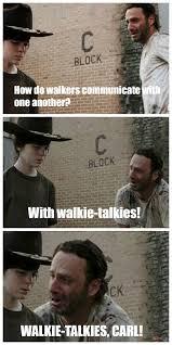 Walking Dead Meme Carl - pin by kyle tucker on rick and carl memes pinterest memes