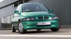 bmw minivan concept 1991 bmw e1 concept we forgot