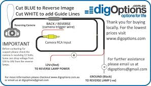 dual 170 ccd car rear view reverse backup camera parking sensor kit