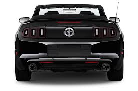 2014 mustang rear 2014 ford shelby gt500 reviews and rating motor trend