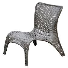 West Elm Lounge Chair Brilliant Woven Outdoor Chair Huron Large Lounge Chair Cushion