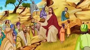 bible stories for children jesus heals a man born blind kids