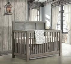 rustic wood baby cribs 4 in 1 convertible crib natural rustic