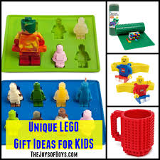 unique lego gift ideas for who lego