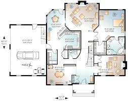 possible in law suite 2173dr architectural designs house plans