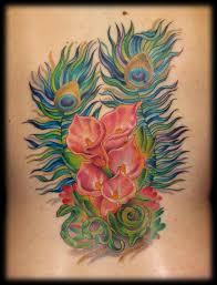 paradise tattoo gathering tattoos melissa fusco peacock