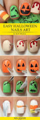 best 25 easy halloween nails ideas only on pinterest nail art