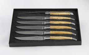 couteau de cuisine laguiole le laguiole du marais votre coutellerie à 75