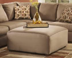 Mocha Ottoman Furniture Fabric Sectionals Fabric Sectionals Living Room