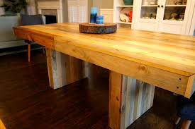 Rooms To Go Dining Tables by Diy Knock Off Faux Reclaimed Wood Emmerson West Elm Dining Room