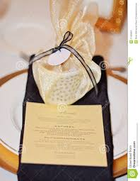 Gold Table Setting by Formal Table Setting Stock Photography Image 31456962