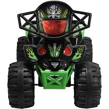 monster truck show today monster jam grave digger quad 12 volt battery powered ride on