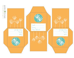 seed envelopes free printable flower seed packets