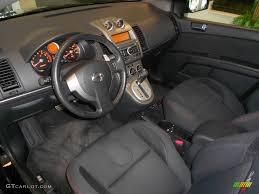 nissan sentra interior se r charcoal interior 2008 nissan sentra se r photo 57560527