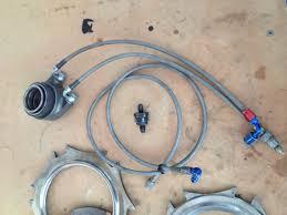 tilton clutch hydraulic throwout master cylinder flow control