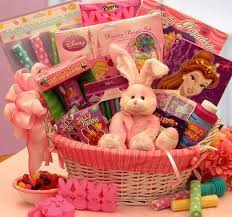 pre made easter baskets for kids pre made easter basket for princess disney easter