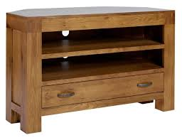 tv stands oak corner tv stand country style solid cabinet back
