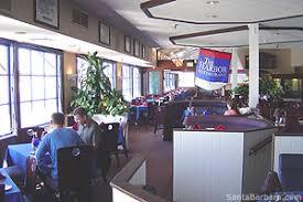 harbor restaurant santa barbara