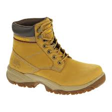 womens work boots uk cat dryverse womens 6 inch steel toe waterproof work boot p90444