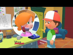 wearable handy manny games
