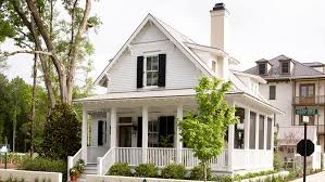 cottage house sugarberry cottage moser design southern living house plans