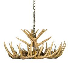 chandelier chandelier whitetail deer 12 antler chandelier cast horn deisigns