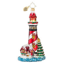 christopher radko ornaments 2016 radko festive beacon ornament