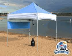 Ez Up Awnings 8 X 8 Undercover Canopy Uc 3 Sport Packer Commercial Anodized